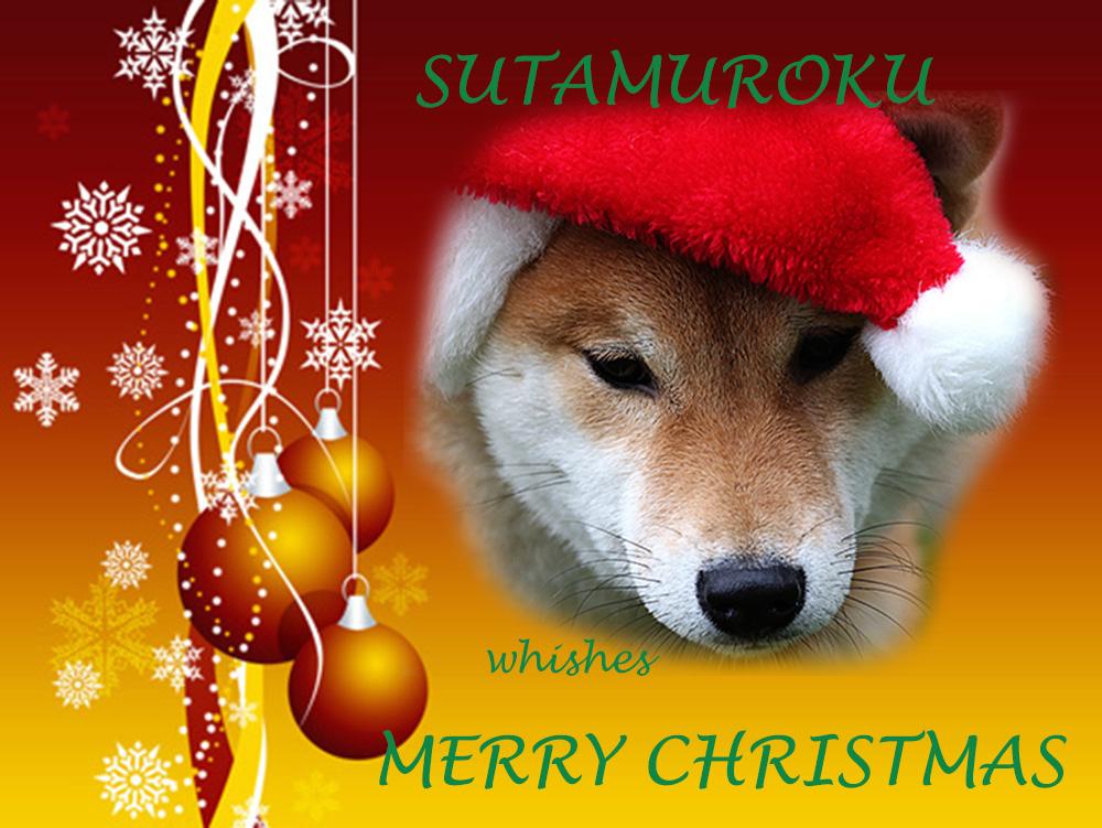 GOD JUL önskar vi å Sutamuroku till alla våra vänner!